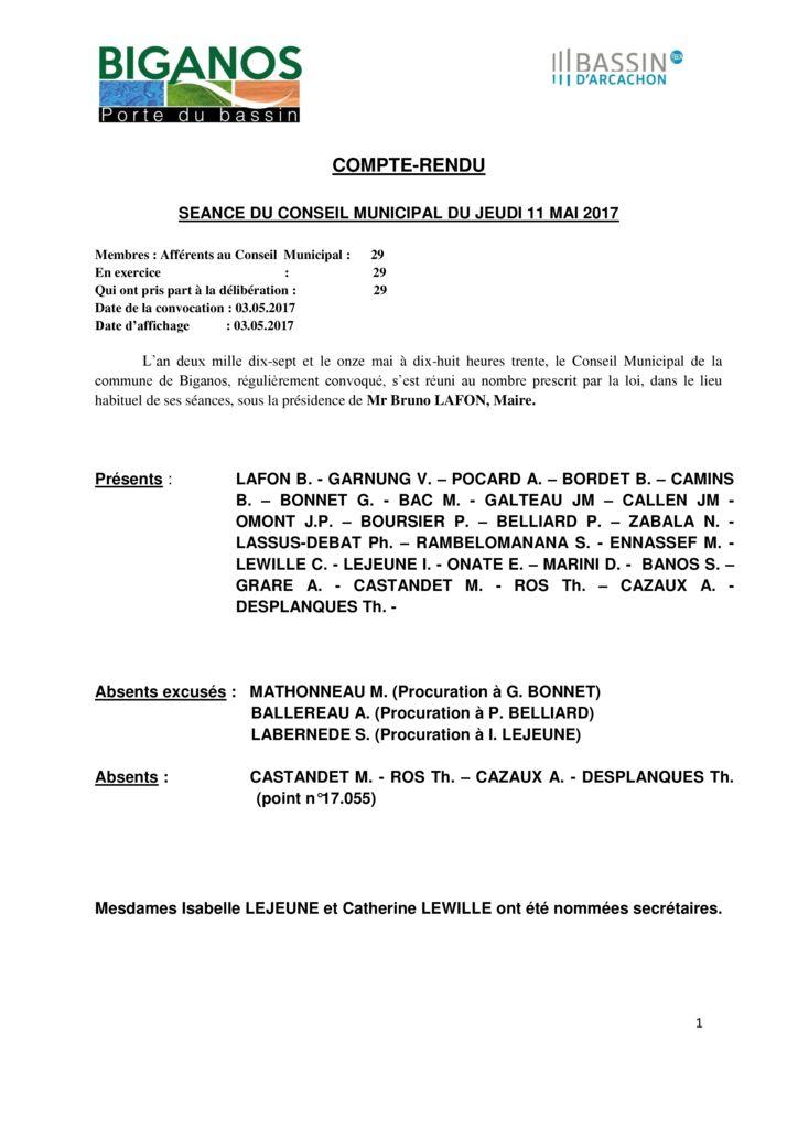 thumbnail of COMPTE-RENDU CM 11.05.2017