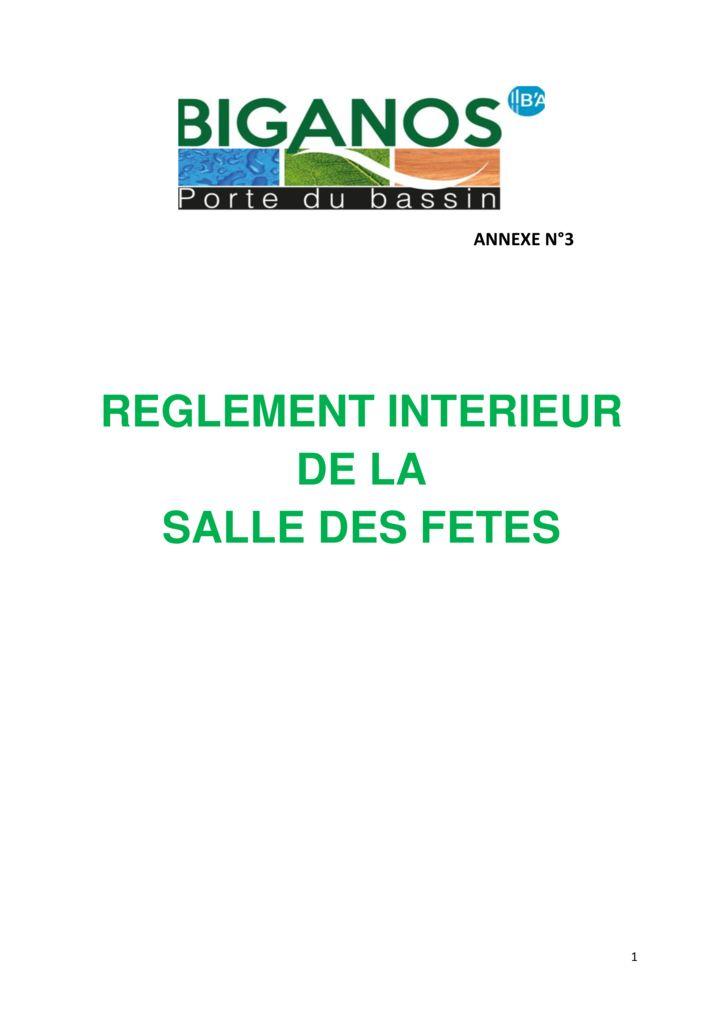 Publications ville de biganos - Office de tourisme biganos ...