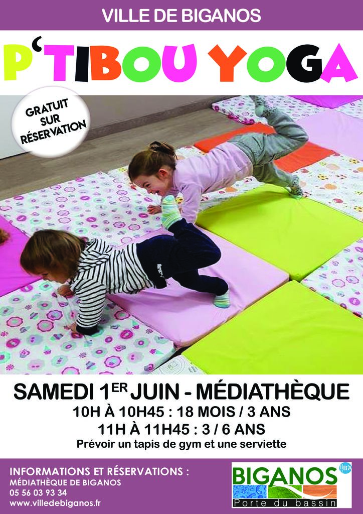 thumbnail of AFFICHE P'TIBOU YOGA – 01.06.2019