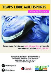 thumbnail of Dossier d'inscription – Temps Libre Multisports