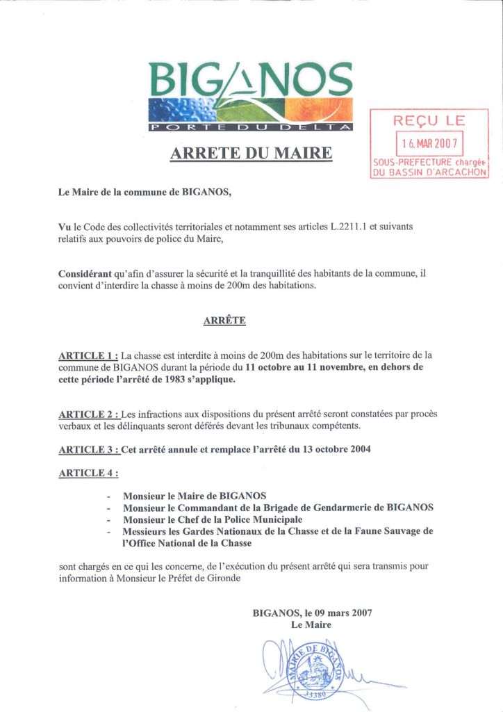 thumbnail of arrete-chasse