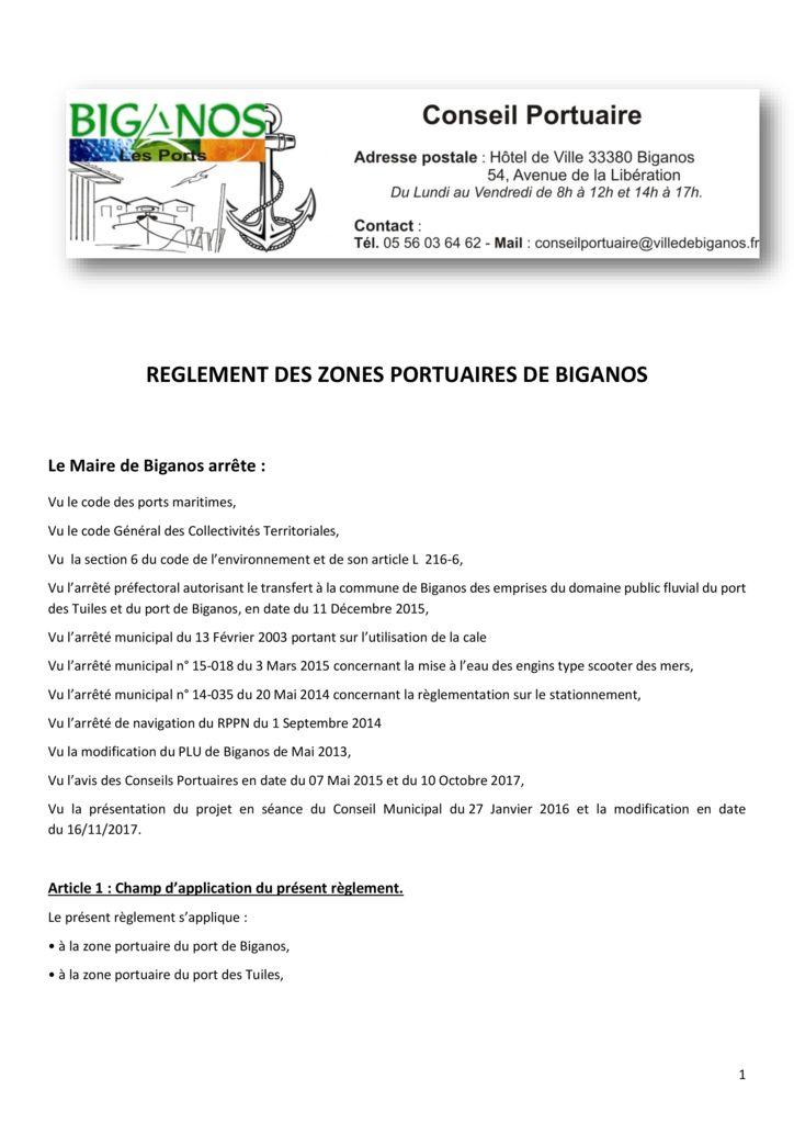 Publications page 4 ville de biganos - Office de tourisme biganos ...