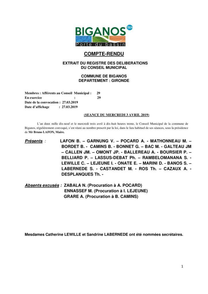 thumbnail of COMPTE-RENDU CM 03.04.19